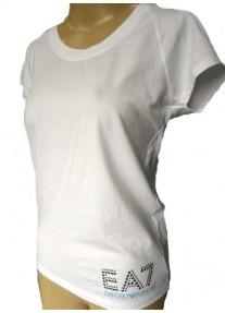 Camiseta Giorgio Armani Imp. Branca    EA7 Tam M