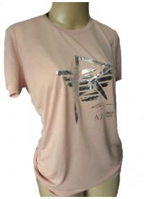 Camiseta Giogio Armani  Imp. - Rihanna Rosa Cipria Tam 42 (M)