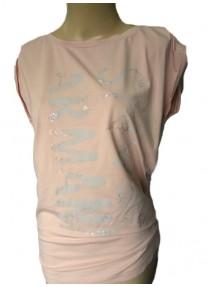 Camiseta Giorgio Armani Import. Rosa Polvere