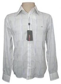Camisa Aramis Manga Longa  MW FIo Egípcio Passa Fácil Slim Fit