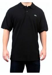 Camisa Polo Lacoste 100% Prima Cotton Preto Tam. 6 (G)