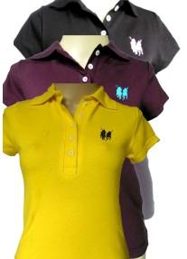 Camisa Polo wear 5 botões 105173
