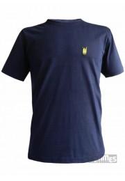 Camiseta Polowear Básica Azul Escuro Tamanho G /684910/5165